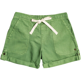 Roxy Life is sweeter Pantaloncini Donna, verde
